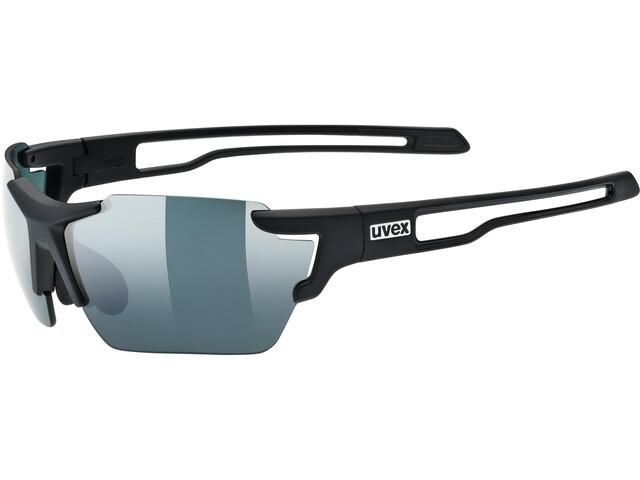 UVEX Sportstyle 803 Colorvision Sportglasses Small black matt/urban